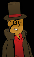 Edited Evil Layton for FF.net by Shadow-and-Me-foreve