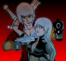 Devil May Cry invente again ! - 2006 by Shikidark