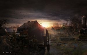 wasteland by PavellKiD