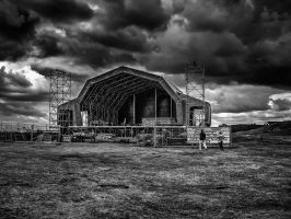 A Storm Brewing by Bazz-photography