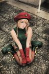Street Fighter Cosplay Cammy White by IvrinielsArtNCosplay