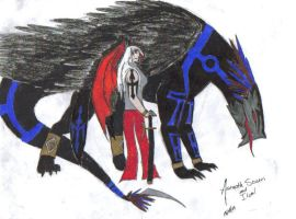 Ase and Itzal finished by Asenath-Nightroad