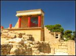 Greece - The Ruins of Knossos by AgiVega