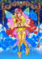 Magic Knight Contest Nature by bollito