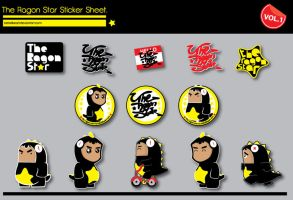 trs-sticker sheet vol.1 by bebelikeart