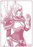 Kayle - League of Legends by Kalumis