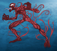 Your Friendly Neighborhood Carnage by Phi8