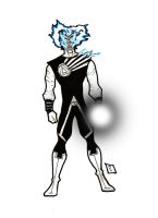 Firestorm black lantern by RWhitney75