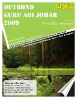 ABI Outbond Poster by Dolph17