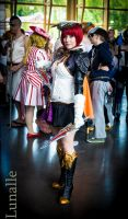 Desucon 2015: The Assassin from Aion Online by Lunalle
