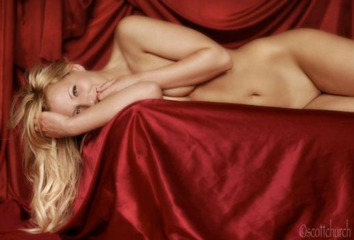 penelope in red by scottchurch