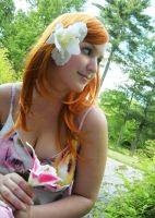 Summer Smile by BleachcakeCosplay
