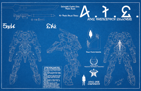 ARKS INTERCEPTION SILLOUETE - A.I.S. by Kira-SR
