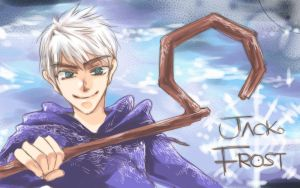 [ROTG] Jack Frost by Yurica