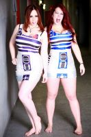 Crazy Droids by Stephanie-van-Rijn