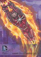 New 52 - Firestorm by dixey