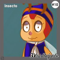 10 Insecto by electra-gretchen
