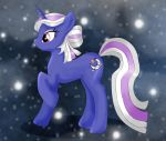 Midnight Star by Serene-Moonlight