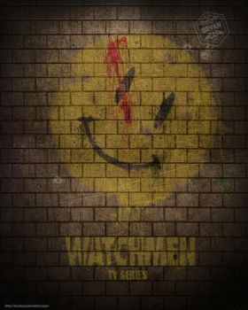 Watchmen Tv Series by Bryanzap