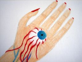 Detached Eyeball by Holly6669666