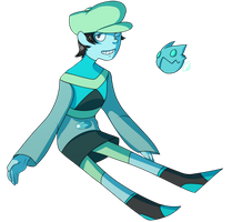 Gemsona - Blue Indicolite Tourmaline by redmop