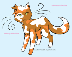 Adoptable by TipsyBrighteh