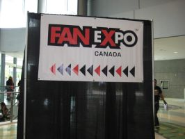 FanExpo sign by Raphs-Girl024
