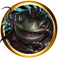 Tahm Kench Icon by ElementaryStorm