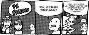 Friend Zoned by MaximoVLorenzo