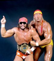 Macho Man And Hulk Hogan Photo2 by windows8osx
