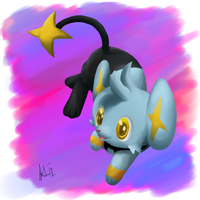 :AT: Pur Shinx by Togekisser