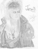 Jareth the Goblin King by Kichai