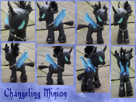 Changeling Minion by phasingirl