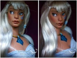 Kida Doll by kamarza