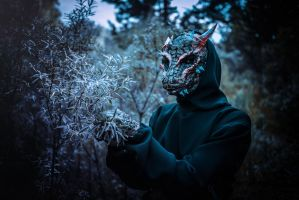 Argonian The Elder Scrolls  Cosplay by Elena-NeriumOleander