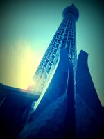 The SkyTree by allyalltheway