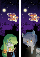 trick or treat? by lelechan16