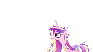 First half of a slightly larger vector! Cadence! by megacody2