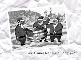 Anti-Americanism in Lapland by Velica