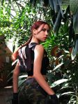Lara Croft cosplay - AOD shorts by TanyaCroft
