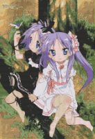 Lucky Star Lolitas by smallrinilady