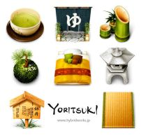 Yoritsuki icons for MacOS by HYBRIDWORKS