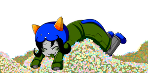DIPPIN DOTS by Pride-kun