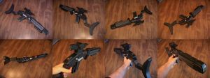 Shorty Assassin Phaser Mk.2: Additional Views by galaxy1701d