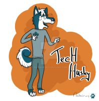 For TecH Husky by nlorier