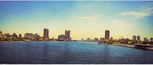 The Blue Nile Lovely Cairo by KINGTEAM