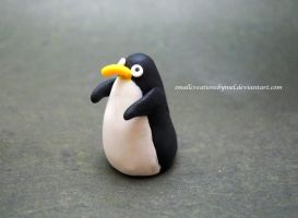 Another Penguin 2 by SmallCreationsByMel
