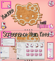 Screenshot Hello kitty by TutosMysusikiur
