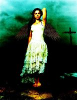 Evanescence Angel by plasticface