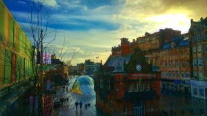 Glasgow City Centre by IoannisCleary